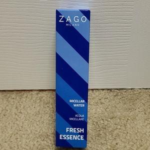 NWT Zago Milano Micellar Water